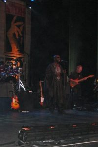 "All The Way To Memphis - Isaac Hayes sings ""Walk On By"" at the Stax 50th Anniversary Concert, June 22, 2007."