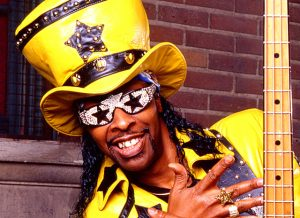 Enteje Featured Artists - Bootsy Collins